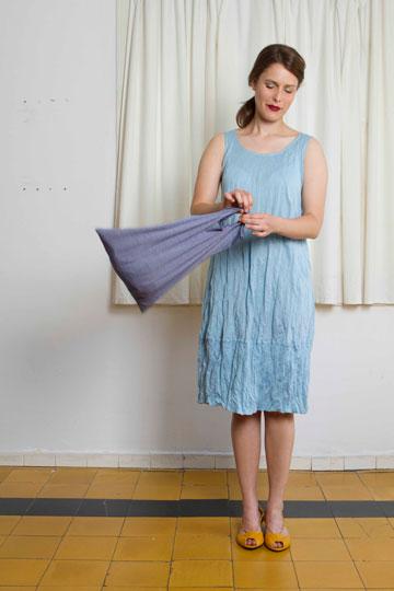 נופר גלפז. 10 אחוז הנחה על חולצות, 15 אחוז הנחה על שמלות ו-20 אחוז הנחה על מכנסיים (צילום: עוז מועלם)