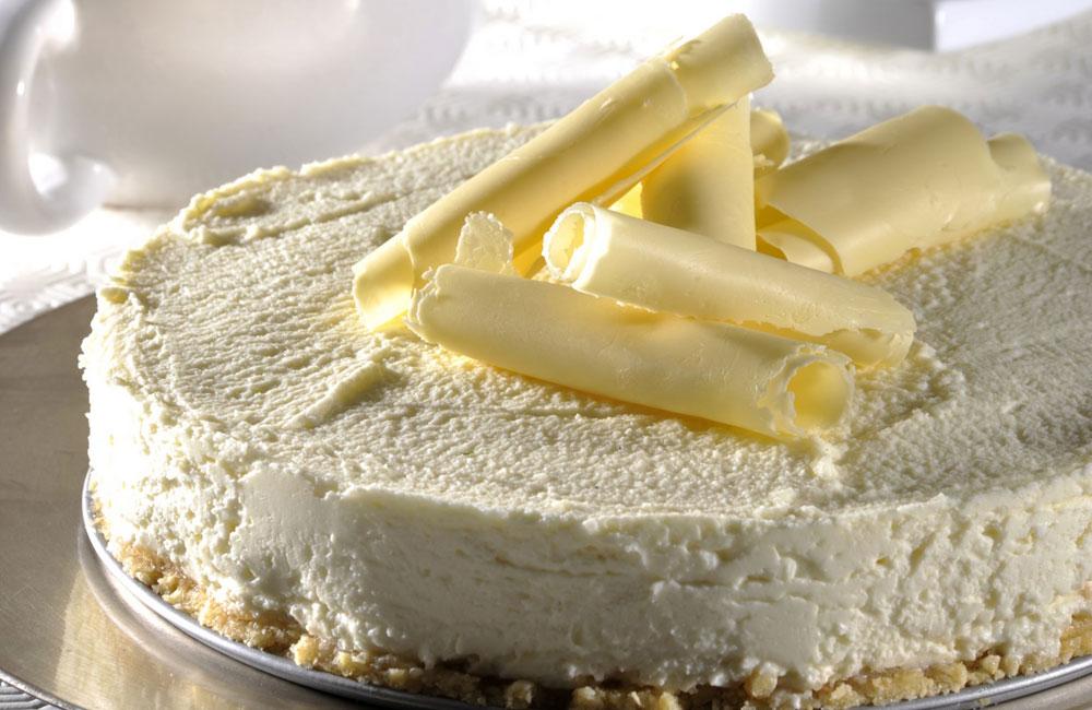 עוגת מוס שוקולד לבן וגבינה (צילום: קדם צלמים)