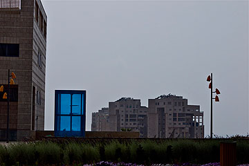 קו הרקיע מסביב: תנופת בנייה (צילום: איתי סיקולסקי)
