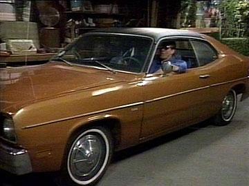 מכוניתו הנאמנה של אל. דודג'