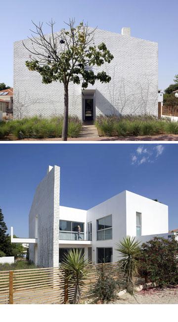 בית באבן יהודה, בתכנון שרון נוימן ועודד שטרן-מירז (צילום: אלעד שריג)