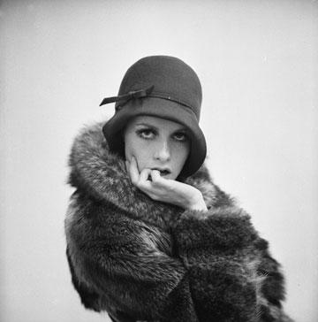 טוויגי, 1966. מהפיכה במודל היופי  (צילום: gettyimages)