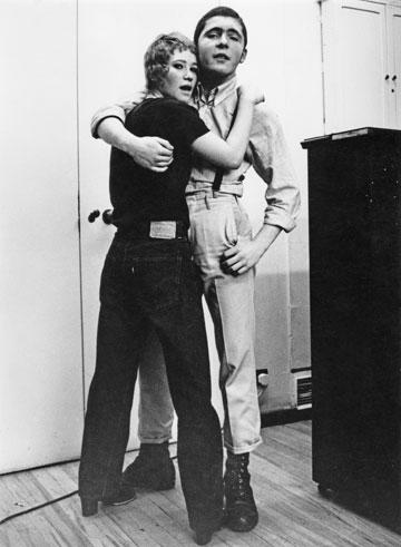 זוג סקינהדס, 1970. דרך לביטוי עצמי המנוגד למיינסטרים (צילום: gettyimages)