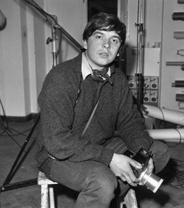 דיוויד ביילי, 1964. מצלמי האופנה החשובים בעולם (צילום: gettyimages)