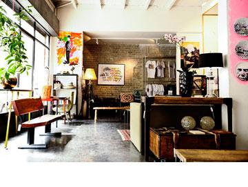 ''בלום-פילד''. גם גלריית עיצוב, גם חנות רהיטים, גם ''מקום לקהילה יוצרת'' (צילום: solal fakiel, בלום פילד גאלרי)