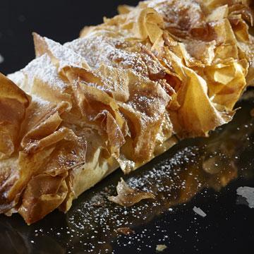 קל להכנה. שטרודל גבינה של שוורצברד (צילום: אנטולי מיכאלו)