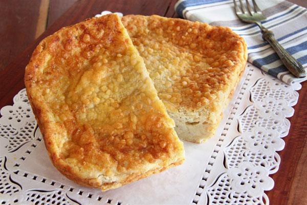 בניצה – פשטידת גבינות בולגרית (צילום: אסנת לסטר)