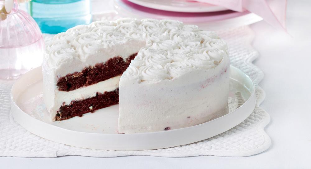 עוגת שכבות שוקולד וקרם גבינה (צילום: דניאל לילה, סגנון: עמית פרבר)