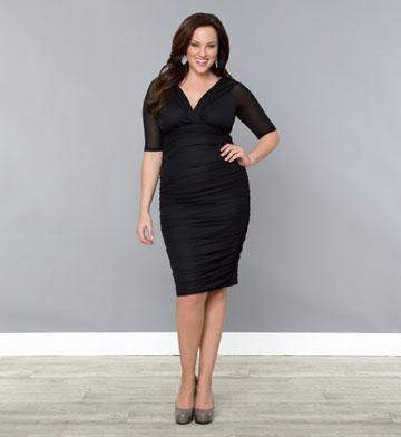 Fashion Plus. בגדי נשים במידות 58-44 (מתוך fashplus.com)