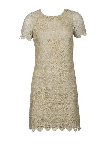 """למראה """"גטסבי הגדול"""": שמלת ערב, 790 שקל, עלמה (צילום: אבי ולדמן)"""