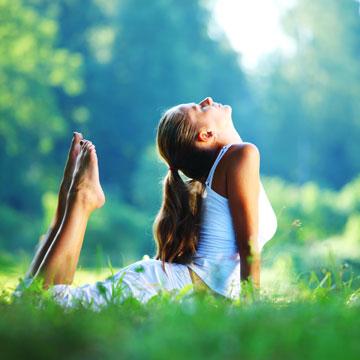 נשים שחוו אורגזמה תוך כדי תרגילי יוגה שכללו הפעלה עמוקה של שרירי הבטן ושרירי רצפת האגן (צילום: shutterstock)