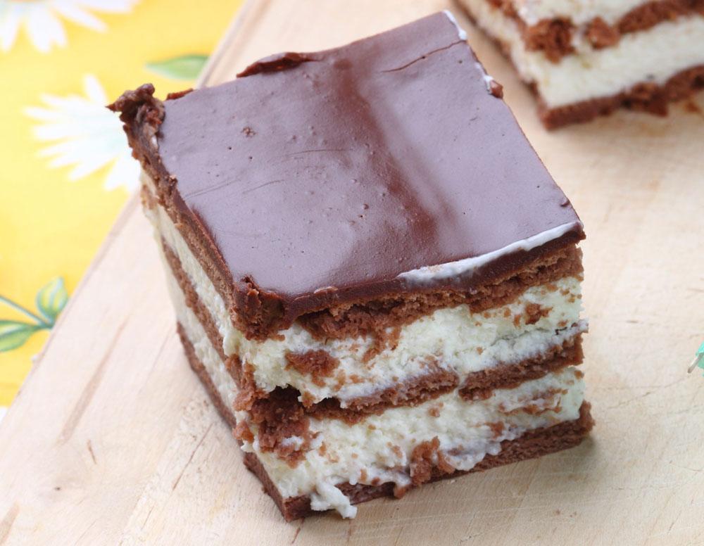 עוגת ביסקוויטים משודרגת (צילום: כפיר חרבי, סגנון: דריה קרגולה)