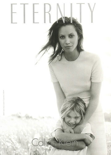 טרלינגטון בקמפיין ל-Eternity משנת 2001