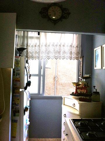 המטבח ''לפני'' (באדיבות studio 37)