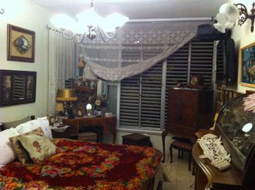 חדר השינה, ''לפני'' (באדיבות studio 37)