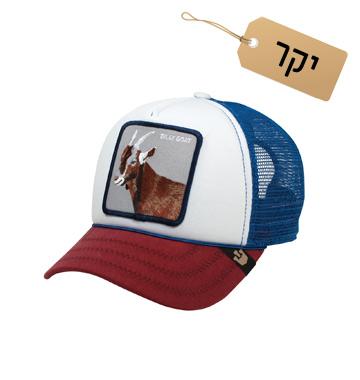 לפנים מלבניות: כובע מצחייה, 179 שקל, סטורי  (צילום: אסף רייז)