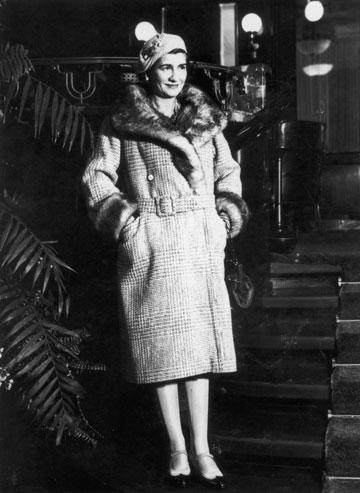 אחת החלוצות הבולטות בעולם האופנה. קוקו שאנל (צילום: gettyimages)