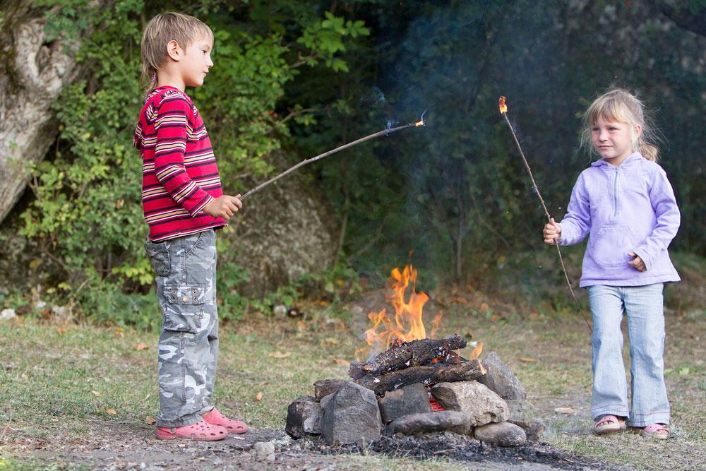 אש אש מדורה (צילום: shutterstock)