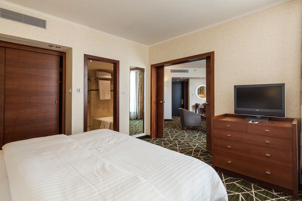 תיירים יהודים-אמריקאים מסורתיים מרכיבים חלק נכבד מתמהיל האורחים במלונות כמו ''ענבל'', והעיצוב בהתאם (צילום: טל ניסים)