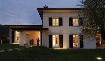 בית בתכנונו של ואסילב בעיר לוגאנו, שווייץ (באדיבות ויקטור ואסילב)