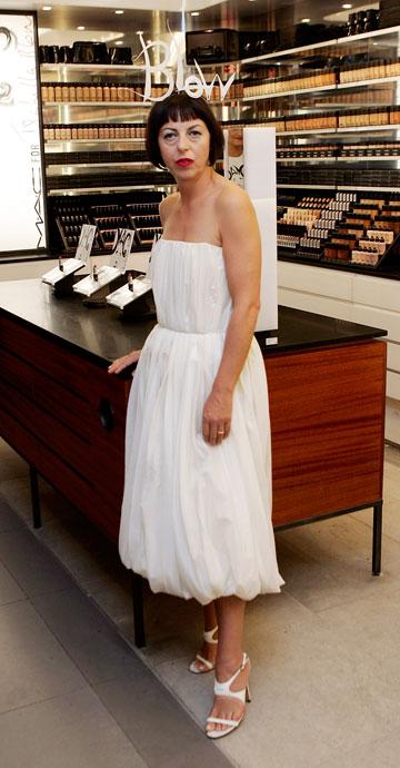 """איזבלה בלאו. """"היא אייקון אופנה"""", אומרת מור (צילום: gettyimages)"""