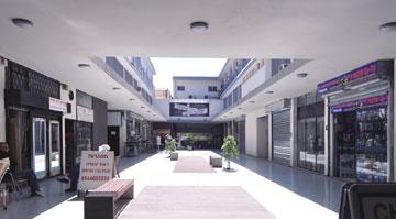 פסאז' אוניקו בבאר שבע. 20 יחידות דיור לסטודנטים (צילום: זרתא סטודיו)