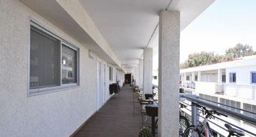 הפסאז' בבאר שבע. בעלי עסקים נטשו את האזור (צילום: זרתא סטודיו)