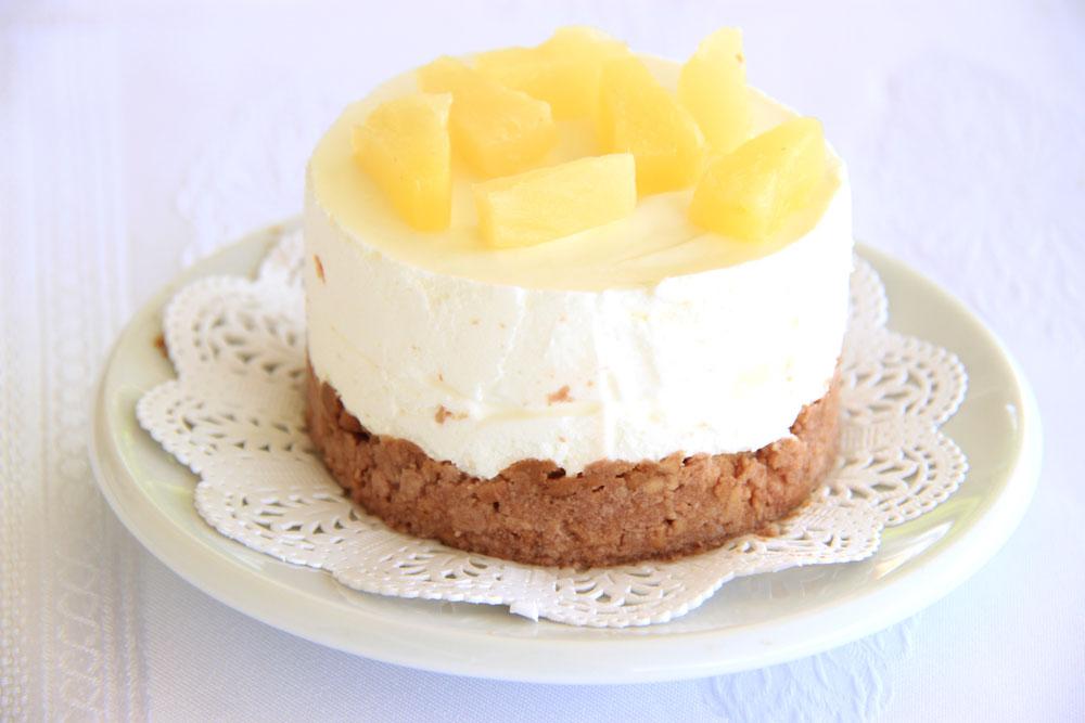 עוגת גבינה ב-5 דקות (צילום: אסנת לסטר)