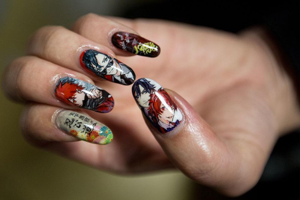 """עיצובי הקוואי (""""חמוד"""" ביפנית) והנייל ארט היפניים הם היפים ביותר, והמורכבים ביותר שקיימים בשוק (צילום: gettyimages)"""