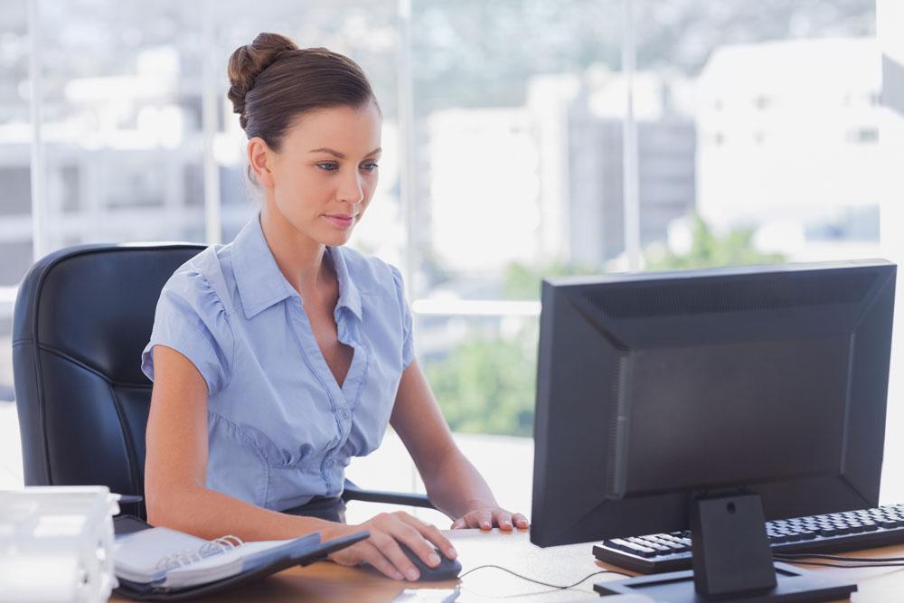 יש תארים שמכינים את הבוגרים להיות אנשי מחשבים מקצועיים (צילום: shutterstock)