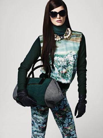H&M. זה רק נראה יקר (צילום: קספר קספרזיק)