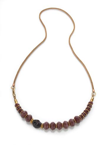 O-shan. תכשיטים בהשראת התרבות הפולינזית  (צילום: קית גלקסמן)