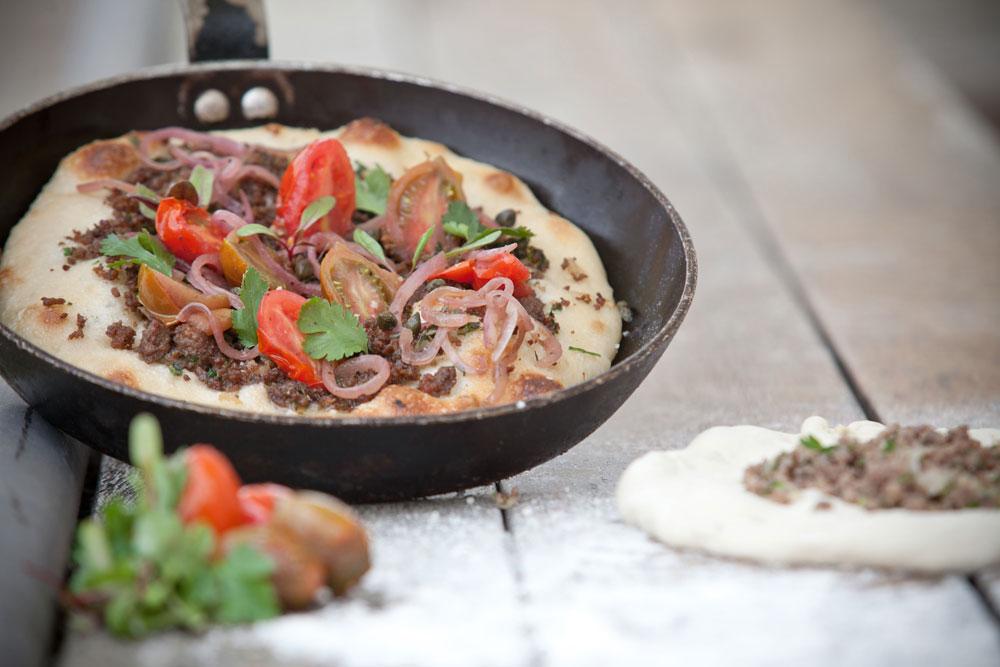 פשטידת בשר. מדרום צרפת למטבח שלכם (צילום: נועם מוסקוביץ' )