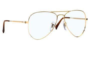 קיץ 2012: משקפי ראייה מדגם טייסים של ריי באן (צילום: קית גלסמן)