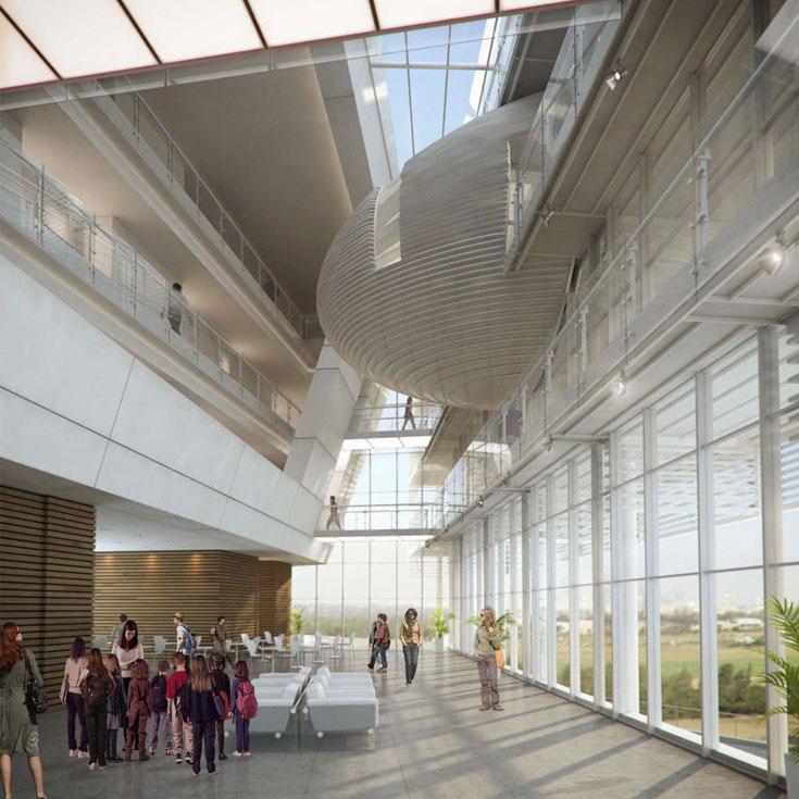 באדיבות גאוטקטורה, אקסלרוד-גרובמן אדריכלים, חן אדריכלים