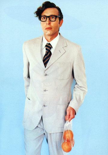 ברי סחרוף בתמונה שצילמה קרוון למגזין ''את'', 1998 (צילום: תמר קרוון)