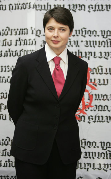בחליפה גברית ועניבה, 2006 (צילום: gettyimages)
