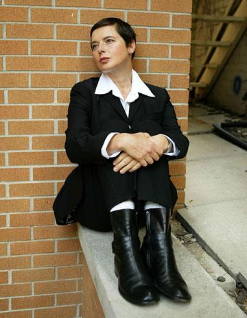במראה מחויט, 2003 (צילום: gettyimages)
