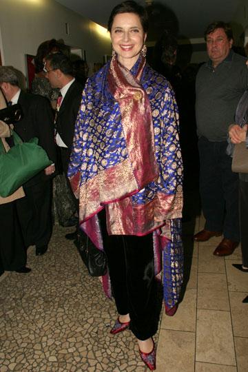 חיבה לסגנון הודי, 2004 (צילום: gettyimages)