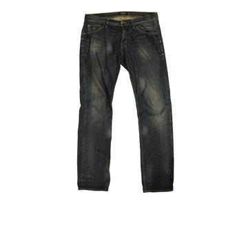 מכנסי ג'ינס של Guess. ''הפריט האחרון שרכשתי בלונדון'' (צילום: אמית הרמן )