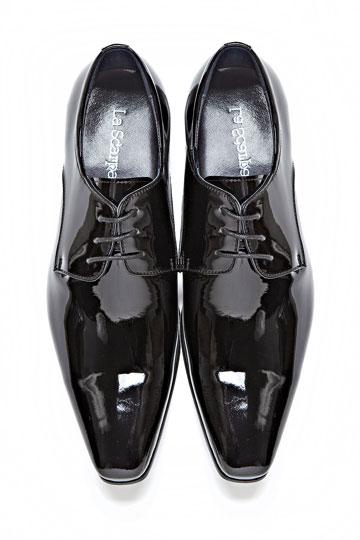 La Scarpa. ''במגזר החרדי יותר אוהבים נעליים אלגנטיות'' (צילום: דדי אליאס)