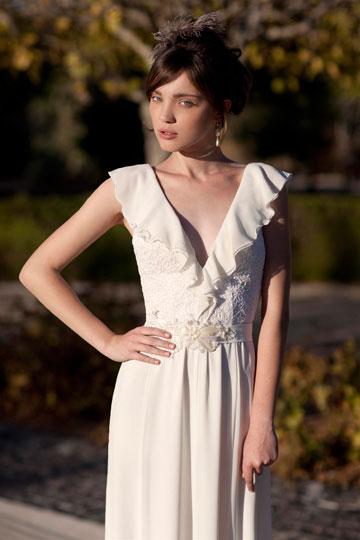 אלון ליבנה. עד 50 אחוז הנחה על שמלות כלה (צילום: דודי חסון)