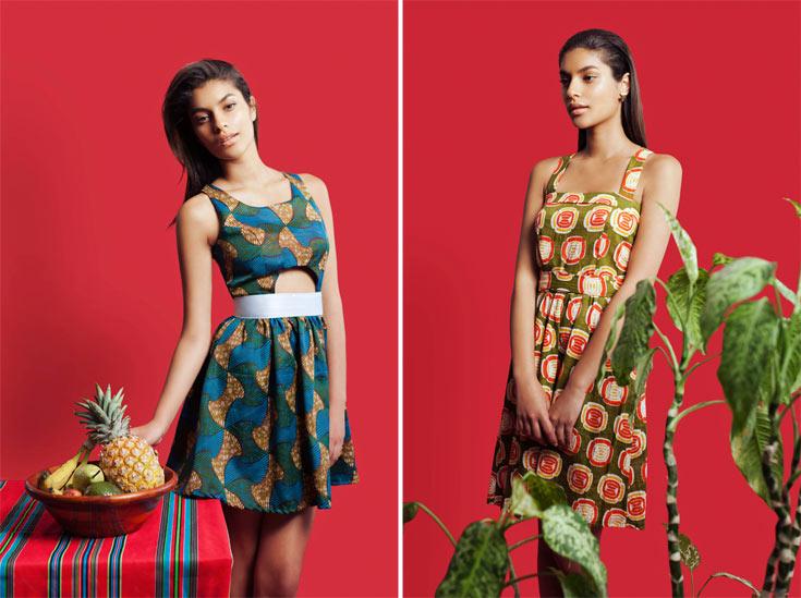 אודליה ארנולד. מכירה מיוחדת בסטודיו של מעצב האופנה אבינת גוטסמן (צילום: מיכאל טופיול)