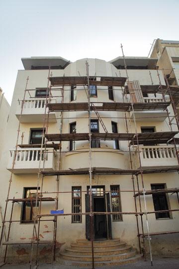 כך שומר הבית שהפך לאחרונה למלון townhouse ברחוב יבנה (צילום: אמית הרמן)