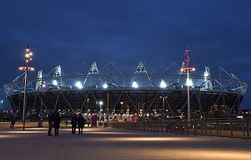 הכניסה לאצטדיון. הצניעות אמורה להשתלם בטווח הארוך, ימים יגידו (צילום: LOCOG justin setterfield, London 2012)