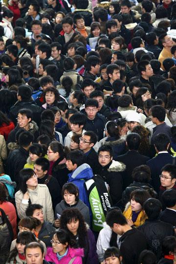 מיליארד סינים לא טועים? (צילום: gettyimages)