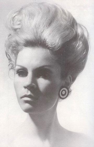 דנסקי בראשית הקריירה. ''אם לא הייתי מתחתנת, הייתי הופכת לדוגמנית צמרת בחו''ל'' (צילום: סמי בן גד)