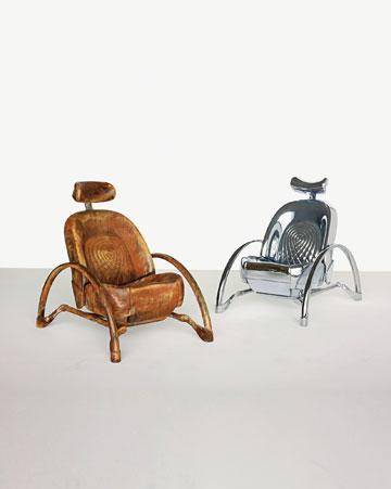 מתוך התערוכה: Moreover עבור ''ויטרה'', 2007 (צילום: Vitra Switzerland)