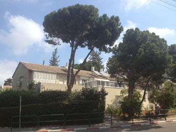 שכונת רמת אביב א', היום (צילום: נעמה ריבה)