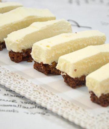עוגת גבינה ונוטלה ללא אפייה (צילום: אורלי חרמש)